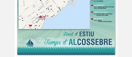 CIRCUITO MUSICAL FINAL ESTIU, TEMPS ALCOSSEBRE