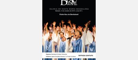 Concierto Gospel 2015 EPNDB