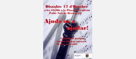 Concert solidari EPNDB 2015