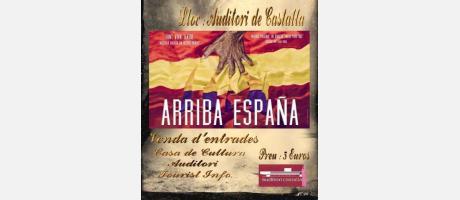 Teatro Arriba España