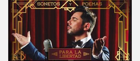 Imagen del Cartel del Concierto de Miguel Poveda