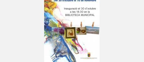 Exposición alumnos Ginés Salvà EPNDB
