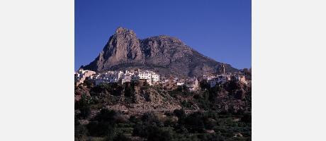 Foto del Puig Campana
