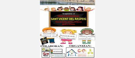 cartel España por la infancia