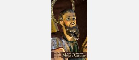 Portada del folleto de San Andrés 2015 en Almoradí