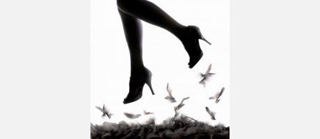 Flotar como plumas