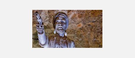 Cueva del pirata Dragut en Cullera