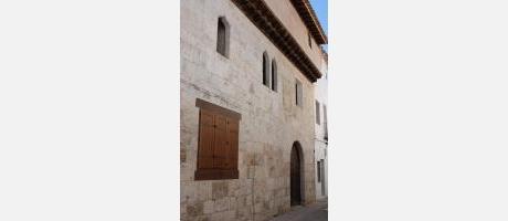 Museo del vino Requena Palacio del Cid