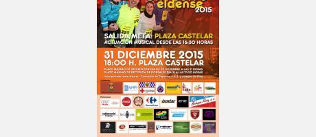 Cartel San Silvestre 2015