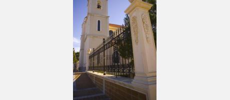 Santuario del Pilar de Benejúzar