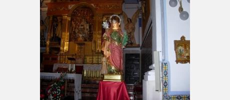 Santa Bárbara Chulilla