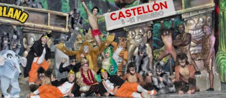 Circo Wonderland en Castellón