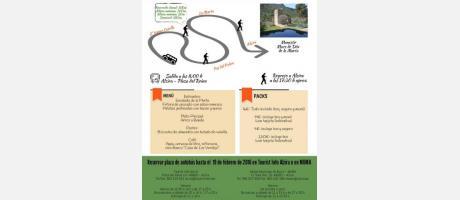 5ª Etapa Ruta dels Monestirs - Pas del Pobre