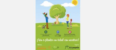 Día del árbol 2016 en El Campello