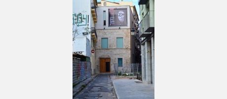 Imagen del Palacio que acoge la exposición