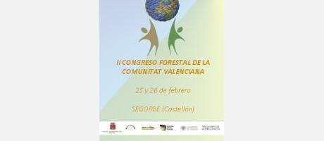 II Congreso Forestal de la Comunidad Valencian
