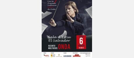 Concierto de Raphael en Onda