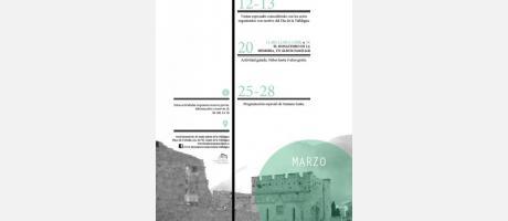 Agenda Monasterio de Santa María de la Valldigna. Marzo 2016