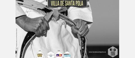 XI Torneo Internacional de Kárate y IV Trofeo Kárate Adaptado Santa Pola