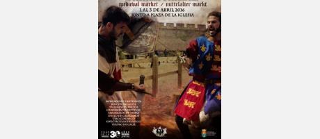 Mercado Medieval 2016 en Pilar de la Horadada