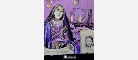 Cartel Semana Santa Ontinyent 2016