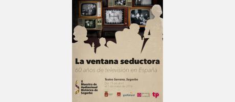 Cartel de la Muestra Audiovisual de Segorbe