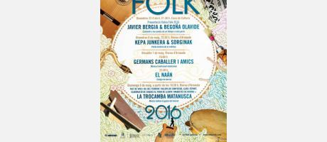 portada Xàbia Folk 2016