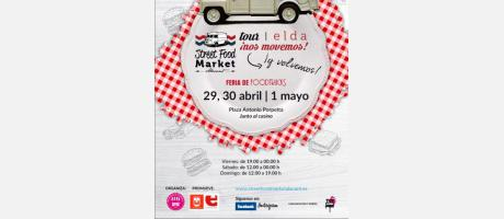 Cartel Street Food Market Elda