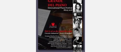 IV Semana Grande del Piano