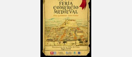 XVII FERIA COMERCIO MEDIEVAL