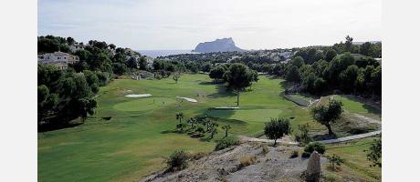 Golf Ifach Benissa