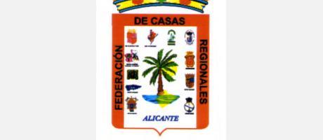 Escudo de la Federacion de Casas Regionales