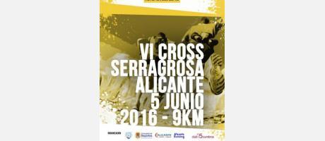 VI Cross Serragrossa Alicante 2016