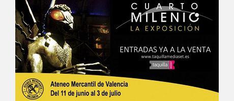 Exposición Cuarto Milenio