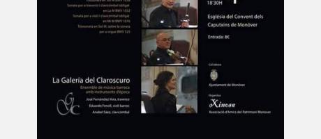 programa del concierto de musica