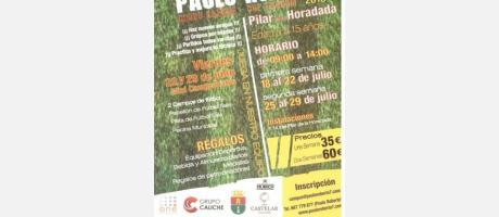 Campus de Fútbol y Fútbol Sala One Telecom de la mano de Paulo Roberto