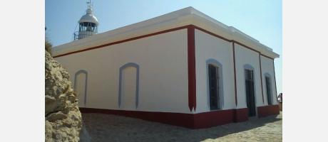 Centro de Interpretación Faro de lAlbir