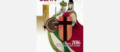 Moros y Cristianos Oliva  2016
