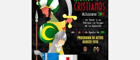 Moros y Cristianos de Altozano 2016