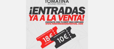 Tomatina  Sound Festival