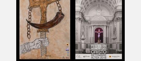 Fiestas Patronales de Altea en honor al Cristo y de Moros y Cristianos en honor