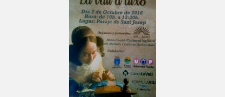Encuentro Nacionalde Bolilleras de La Vall d'Uixó