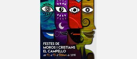 El Campello Moros y Cristianos 2016