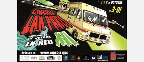 Cartel Ciberia Land Party