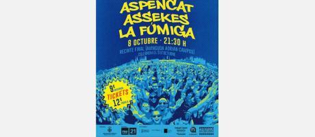 Cartell concert 9d'octubre