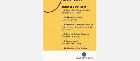 Actes Institucionals 9 d'Octubre