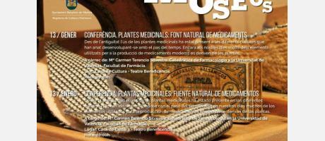 Conferencia. Plantas Medicinales: Fuente Natural de Medicamentos