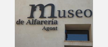 Façana Museu Agost