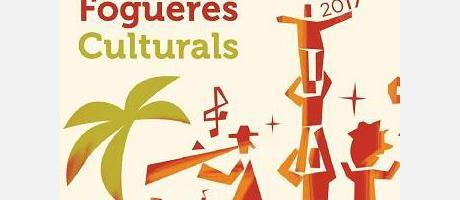 Imagen de cartel Fogueres Culturals