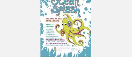 ESCUELA DE VERANO OCEAN SPLASH